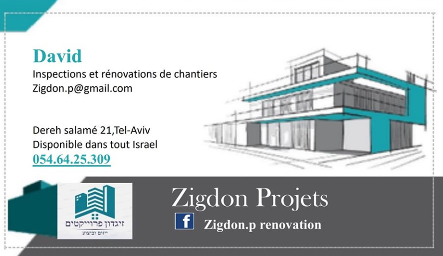 z. project, travaux renovation