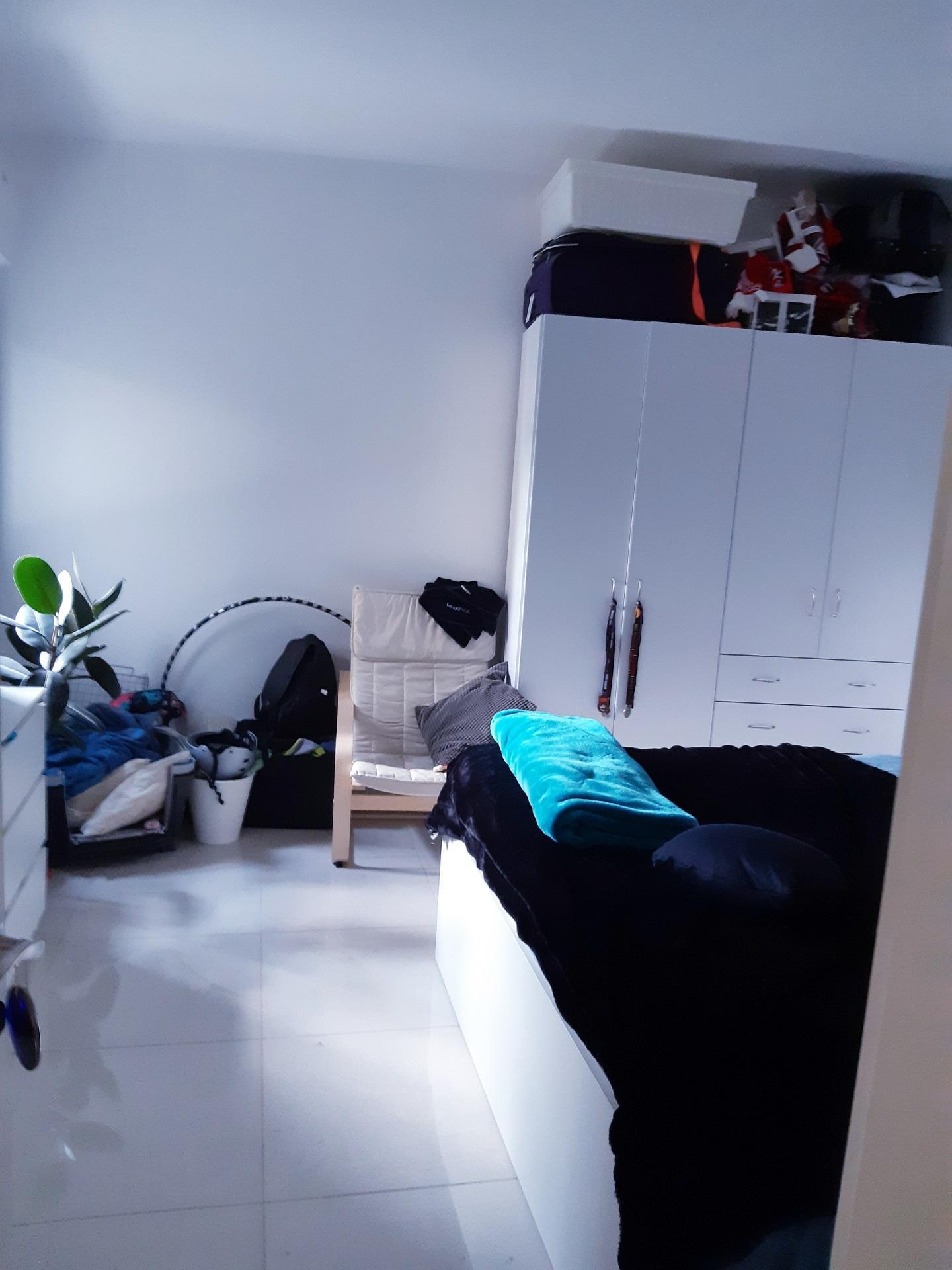 Appartement 2 pièces Rothschild chambre