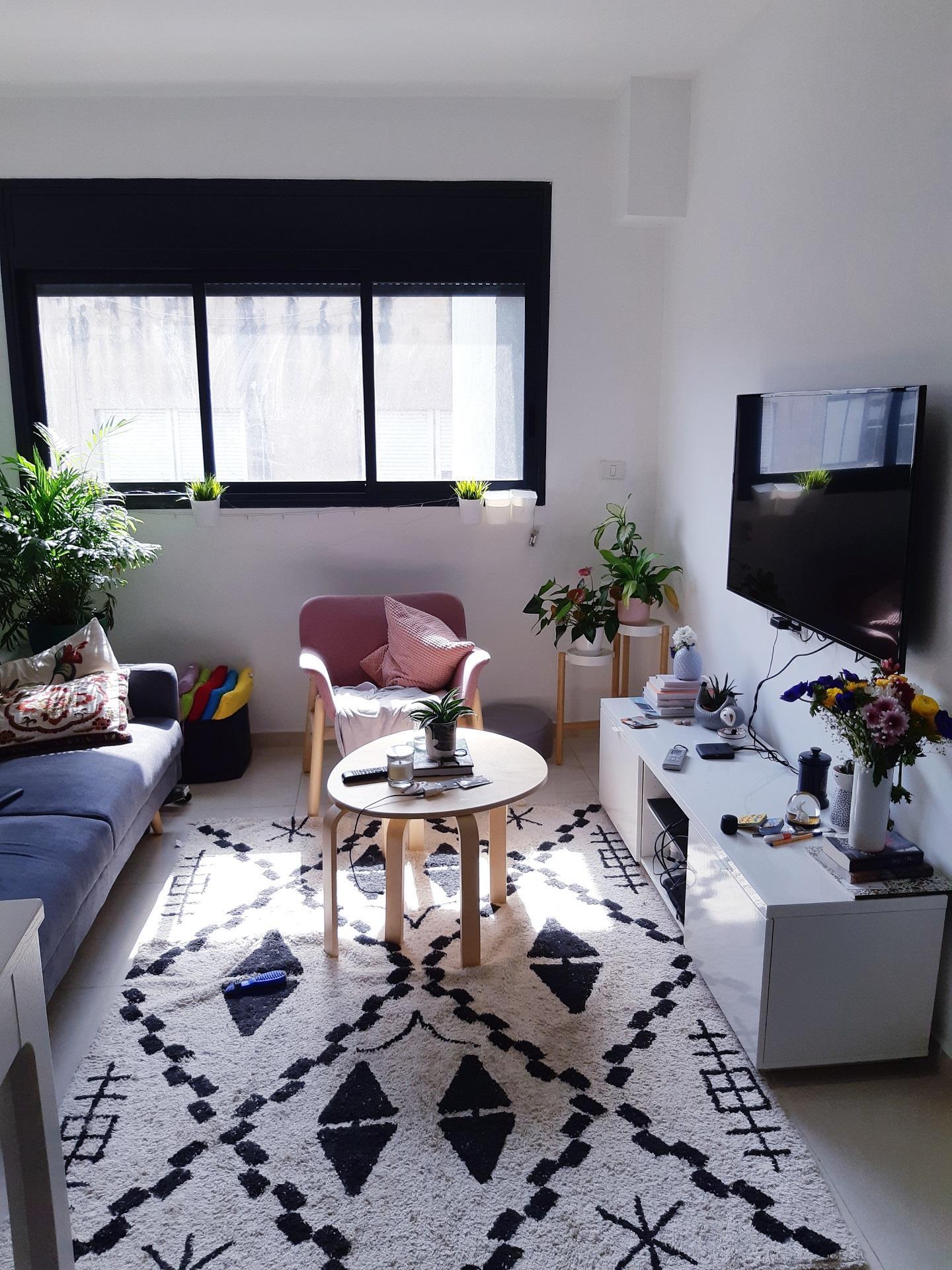 Appartement 2 pièces Rothschild